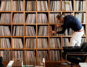 Vinyl zal in 2017 een miljard opbrengen