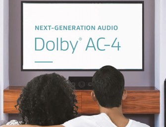 Dolby AC-4 Codec komt in 2017
