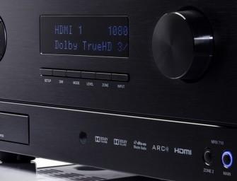 Nieuwe Anthem MRX-20 reeks op de markt