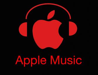 13 miljoen mensen gebruiken Apple Music