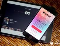 Apple Music streamingdiensten