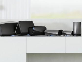 Denon HEOS HS2 tweede generatie draadloze speakers