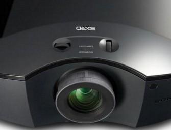 Nieuwe Sony VPL-HW45ES projector bekendgemaakt