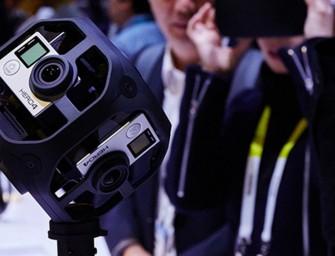 Omni wordt de VR camera van GoPro