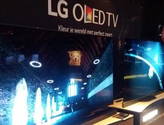 LG toont producten voor 2016