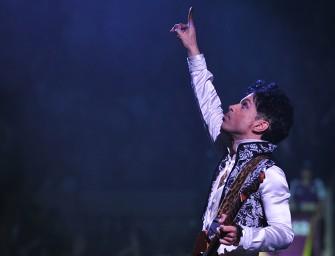 Zanger Prince op 57-jarige leeftijd overleden