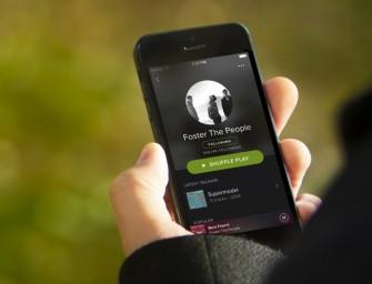 Spotify heeft 39 miljoen abonnees