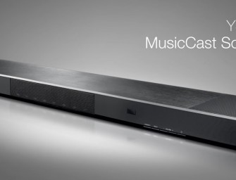 Yamaha YSP-1600 MusicCast Soundbar Review