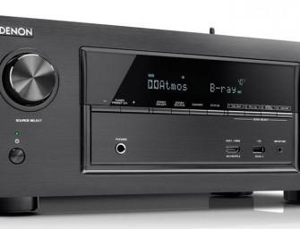 Denon brengt nieuwe X-serie receivers op de markt