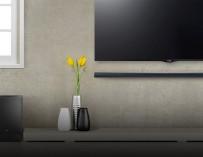 LG SH3B soundbar