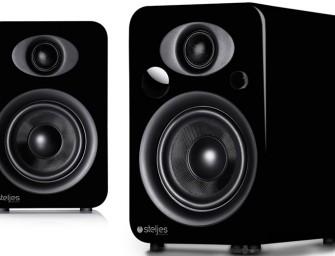 Distributie Steljes Audio door Viertron