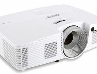 Acer X1 projectoren zeer betaalbare krachtpatsers