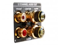 Akiko Audio RCA Tuning Caps