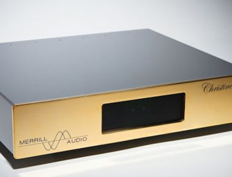 Merill Audio presenteert Christine Reference versterker