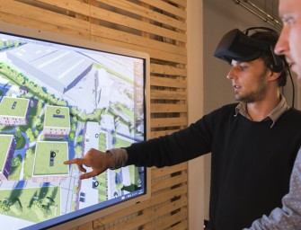 Nanopixel brengt VR naar de bedrijfsmarkt
