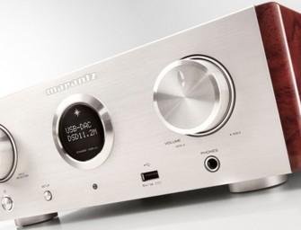 Marantz brengt 10 Series PM10 en SA10 uit