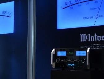 New Music Brussels wordt eerste Europese McIntosh Elite Store