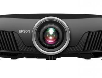 Epson presenteert 3 nieuwe projectoren