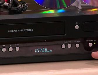 Funai stopt productie VHS-recorders