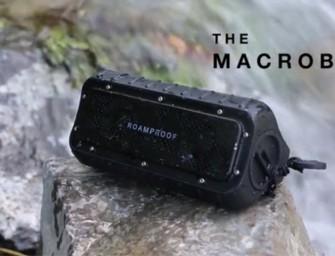 De Macroboom is perfect voor outdoors