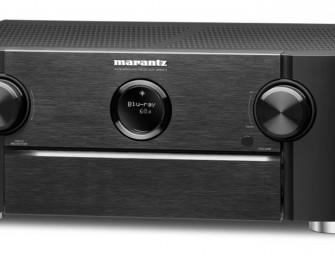 Marantz presenteert SR6011 AV-receiver