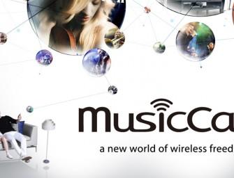 Publieke introductie MusicCast op X-Fi