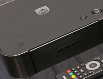 4K blu-ray speler van Philips verkrijgbaar in VS