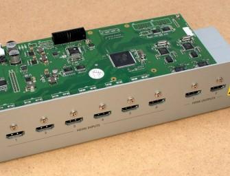 Primare brengt nieuwe 4KVM video module