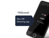 Primare AIR app