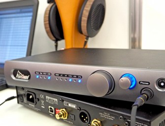 Prism Sound introduceert Callia DAC