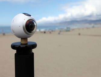 Samsung Gear 360 laat je foto's in 360° maken