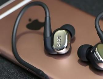 AKG brengt nieuwe N40 in-ears