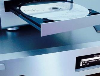 Nieuwe firmware voor Melco N1Z