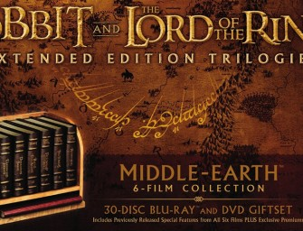 Middle Earth Collector's Edition is duurste blu-ray doos ter wereld