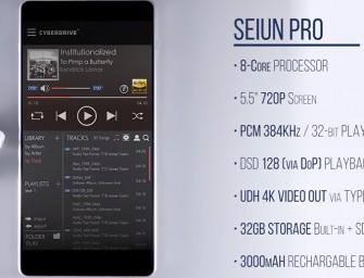 De Cyberdrive Seiun: de eerste 4K portable