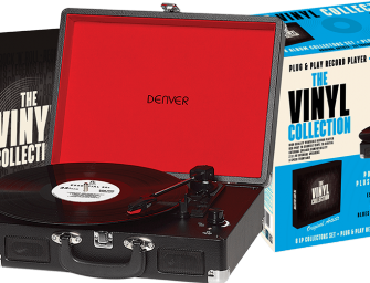 The Complete Vinyl Collection voorziet goede basis