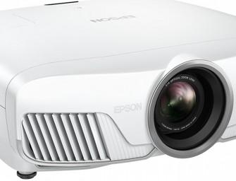 Epson onthult nieuwe projectoren op IFA
