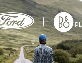 Samenwerking Ford en Harman voor B&O Play in-car systeem