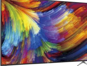 Hisense presenteert nieuwe 4K tv's