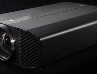 De JVC DLA-Z1 4K laserprojector