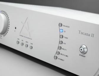 Leema Acoustics Tucana bestaat 10 jaar