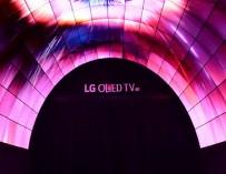 LG OLED-tunnel