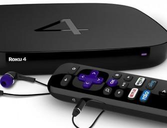 Roku lanceert betaalbare UHD streamers