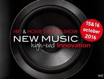 New Music High End Innovation deelnemers overzicht en grondplan