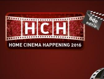 Home Cinema Happening 2016 in aantocht