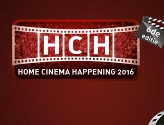 Introductie Cursussen op de Home Cinema Happening