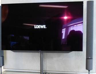 Loewe Klang 5 draadloze vloerstaanders