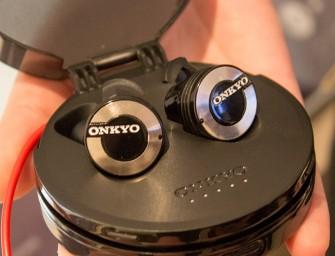 Onkyo presenteert nieuwe W800BT in-ears