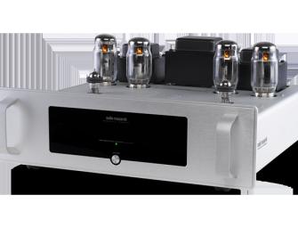 Nieuwe Audio Research VT80 buizenversterker