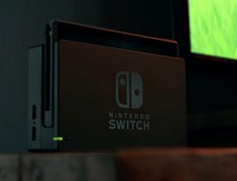 Jimmy Fallon mag als eerste met Nintendo Switch spelen